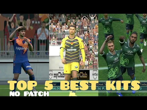 Pes 2018 Mobile Menu Patch 2019 V2 3 3 Android Full 1 45 Gp
