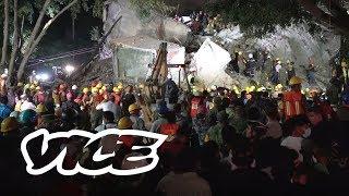 Terremoto - 19 de septiembre 2017  VICE
