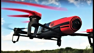 Parrot Bebop 1 BEST GPS DRONE UNDER $100 Brushless Camera Drone Review