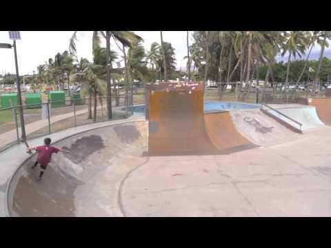 Kihei Kalama Skate Park