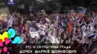 Doček Marije Šerifovic - Molitva