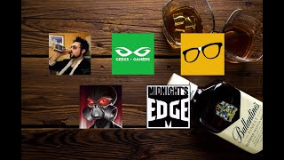 1 Year Anniversary Drunkstream (feat. Geeks+Gamers, Nerdrotic, MauLer And Midnights Edge)
