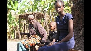 Tough village life for first-class honours varsity graduate - VIDEO