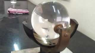 HOW SUNSHINE RECORDER WORKS...?|agricultural meteorology equipments|