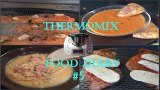 Thermomix Food Diary #5/7 Tage 7 Rezepte für den Thermomix