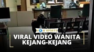Viral Video Wanita Kejang di Ruang Tunggu, PN Jakarta Timur Angkat Bicara