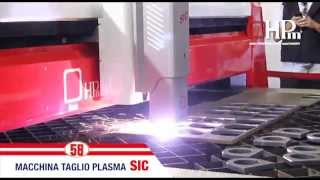 """Hpm machines at """"Lamiera 2014"""" exhibition in Bologna"""
