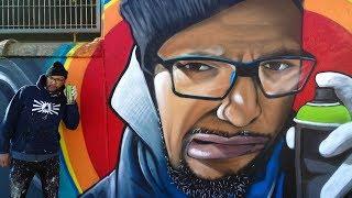 Street Art Tours Carcavelos, Cascais. Double Trouble Crew - Street Art Experience