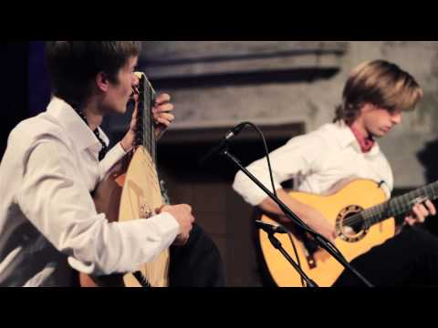 """Occo Duo"" - combining flamenco & baroque music!"