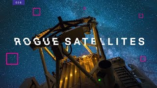 How four rogue satellites could change the spaceflight industry