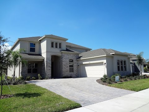 Winter Garden New Homes - Cypress Reserve by Taylor Morrison - Abbott Model