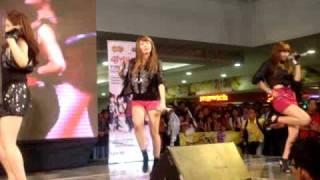 """100206 4minute in Manila - """"For Muzik + Muzik"""""""