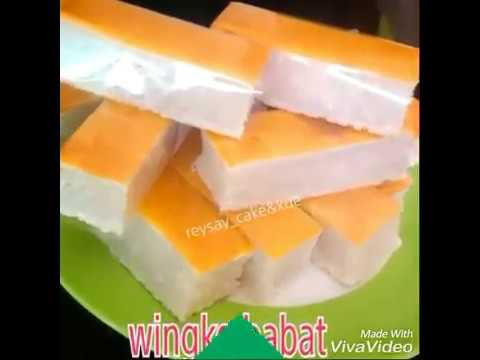 Video Resep & Cara membuat wingko babat