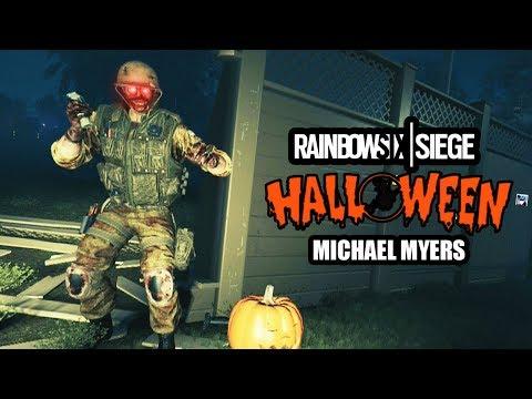 HAUNTED HALLOWEEN MICHAEL MYERS - Rainbow Six Siege