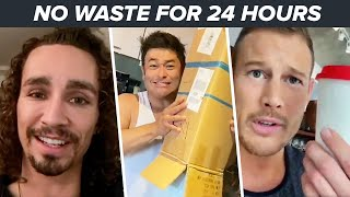 The Umbrella Academy Cast Tries To Make Zero Trash For 24 Hours thumbnail