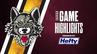 Wolves vs. Griffins | May 12, 2021
