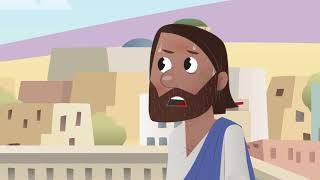 Испытание в пустыне - Библия ДЛЯ ДЕТЕЙ