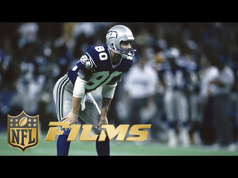 Football Feud: Steve Largent vs. Mike Harden | A Football Life | NFL