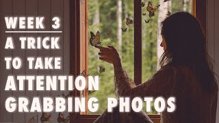 PHOTO CHALLENGE 3// Frames - Create Attention Grabbing Photos with This Trick