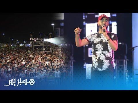 العرب اليوم - شاهد: بدر سلطان يتألق على منصة مهرجان الشواطئ لاتصالات المغرب