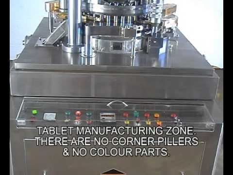 Tablet Deburring Machine