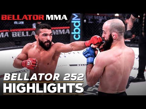 Highlights du Bellator 252: Pitbull vs. Carvalho - Bellator MMA