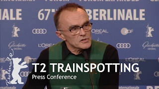 T2 Trainspotting   Press Conference Highlights   Berlinale 2017