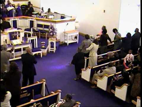 Union Baptist Church - Praise Break (Organist Shout) 02 15