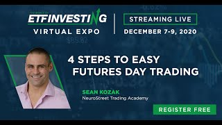 4 Steps to Easy Futures Day Trading