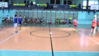 preview picture of video 'Sobota bez komputera * Branice 2015 * turniej piłki nożnej'