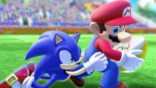 Mario & Sonic at the Rio 2016 Olympic Games - Heroes Showdown (Team Sonic) - dooclip.me