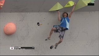 Boulder World Cup's 2016 - Hard Moves Part 1