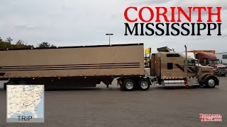 Trucking to Corinth Mississippi