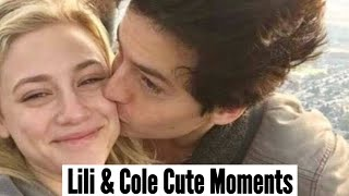 Lili Reinhart & Cole Sprouse | Cute Moments (Part 7)