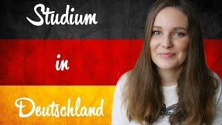Учеба в Германии || С чего начать? || Как поступить в немецкий ВУЗ