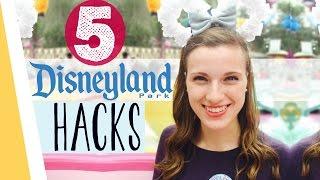 5 Disneyland Hacks You Definitely Haven't Heard Before!