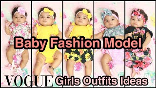 Baby Girl Latest Fashion Outfits Dresses Lookbook 2020 How To Dress Baby Girl | SuperPrincessjo