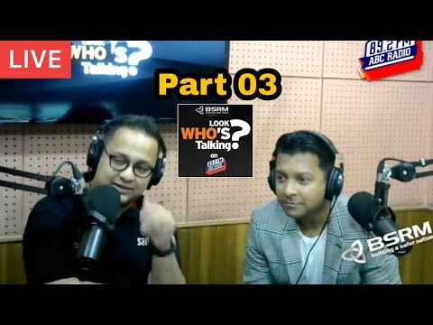 TAHSAN Live On ABC Radio FM 89.2 (part 3)