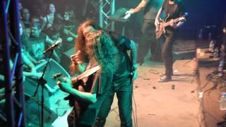 "DOMINE ""The Hurricane Master"" live @ Kyttaro / Athens (26/9/15)"