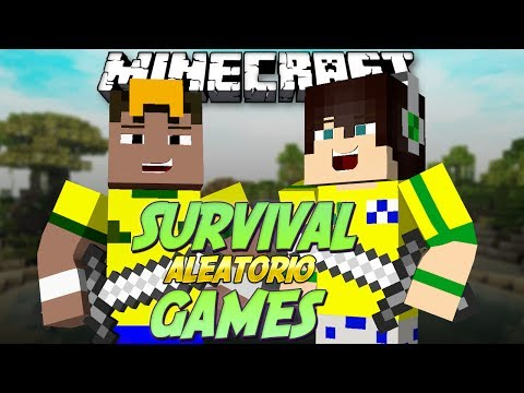 Survival Games Aleatório[feat.Raah]