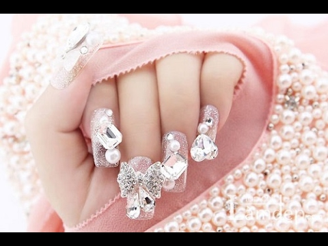 Great Gallery Of Unique Nail Art Designs Of 2017