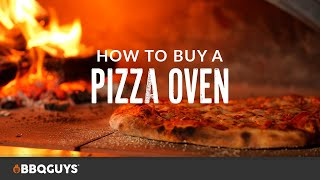 How to Buy a Pizza Oven | Buying Guide | BBQGuys