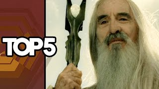 Top 5 Sir Christopher Lee Movies