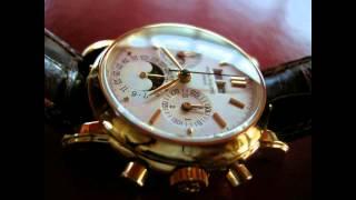 Patek Philippe 3970 Perpetual Calendar Chronograph - Paul Pluta Prestige Watch Review Special