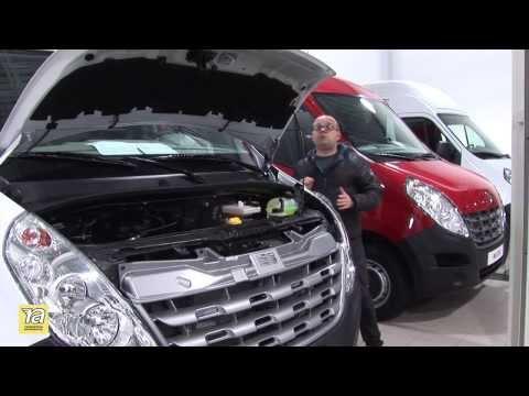 Renault  Master Фургон класса M - тест-драйв 1