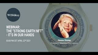Hanne Strong: President Manitou Foundation