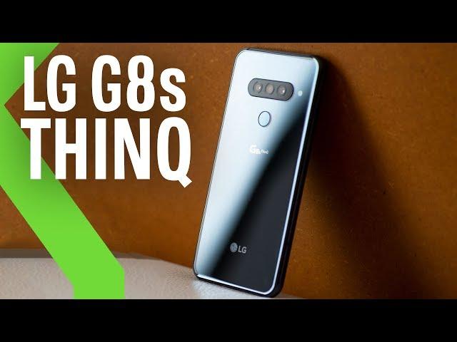 LG G8s ThinQ, Review: la DIFERENCIA está en MANEJAR SIN TOCAR