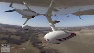 Perfecting Landings in an RV-7A - What the Runway sees