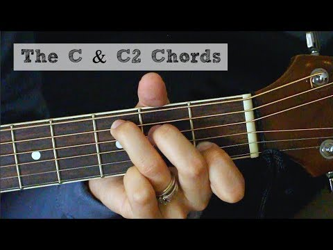 The C & C2 Chord(s) || Guitar Tutorial