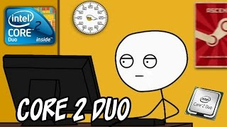 How it feels like to get a CORE 2 DUO!!!
